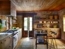Cách trang trí nội thất phòng bếp đẹp