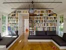 Cách bài trí phòng đọc sách