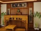 Phong thủy bàn thờ và những điều kiêng kỵ