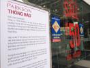 Sắp đóng cửa Trung tâm thương mại Parkson cuối cùng tại Hà Nội