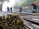 Giá thép xây dựng trong nước tăng theo thế giới