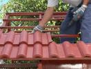 Kỹ thuật lợp ngói màu đơn giản cho ngôi nhà