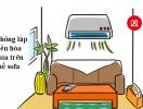 7 lỗi phong thủy thường mắc phải khi trang trí phòng khách