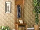 15 mẫu giá treo đơn giản làm đẹp phòng khách