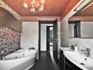 Thay đổi không gian sống bằng cách chọn màu sơn trần nhà