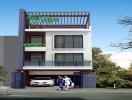 Có được sửa đổi mẫu thiết kế với nhà nằm trong dự án không?