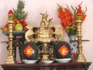 Phong thủy ban thờ: lưu ý chọn đúng loại quả khi thờ cúng