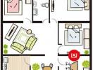 Những quy luật khi thiết kế cửa chính để hút tài lộc vào nhà