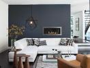 Chọn ghế sofa bừng sáng phòng khách 2017