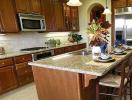 Nên sử dụng loại đá nào để ốp mặt bàn bếp?
