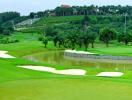 Hà Nội: Duyệt mở rộng quy mô sân golf quốc tế Đảo Vua thêm 18 hố golf