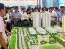 Ngân hàng thắt chặt dần dòng vốn vào bất động sản