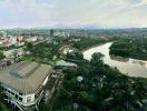 Thái Nguyên: Đề nghị điều chỉnh các dự án đô thị bên sông Cầu