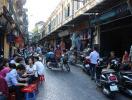 Đề xuất xây thêm nhiều phố ẩm thực trong khu phố cổ Hà Nội
