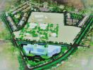 Công bố quy hoạch khu di dân tái định cư huyện Đông Anh, Hà Nội