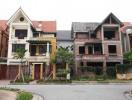 """Hà Nội: Thị trường biệt thự, nhà liền kề ồ ạt """"bung hàng"""""""