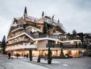Khách sạn mô phỏng hình ảnh núi tuyết ở Ý