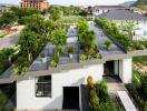 """Căn nhà độc đáo ở Nha Trang """"biến"""" mái nhà thành vườn cây"""