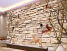 Xốp giả gạch 3D: Xu hướng trang trí nhà vừa rẻ vừa đẹp