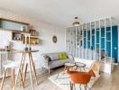 Thiết kế căn hộ nhỏ 25m2 thoáng đẹp và tiện nghi