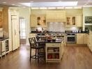 Những điều cần lưu ý khi chọn sàn gỗ cho phòng bếp