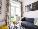 Thiết kế căn hộ 45m2 hiện đại, cá tính cho vợ chồng trẻ
