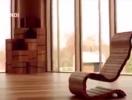 Đồ nội thất đa chức năng được ghép từ 60 mảnh gỗ
