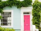 8 màu sơn cửa cực chất khiến ai đi qua cũng phải ngoái nhìn