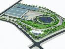 Kiến trúc (đồ họa) của các nhà ga tuyến metro 1,7 tỷ USD ở Hà Nội