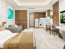 Căn hộ khách sạn - Condotel