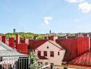 Chiêm ngưỡng căn hộ áp mái trị giá 17 tỷ đồng tại Thụy Điển