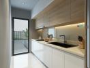 Chọn tấm ốp tường ưng ý cho tủ bếp chỉ với 3 bước đơn giản