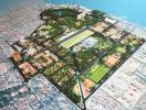 Bộ Xây dựng lập quy hoạch chi tiết khu trung tâm chính trị Ba Đình