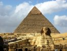 Người Ai Cập xây kim tự tháp như thế nào?