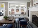 Những mẫu thiết kế góc nghỉ ngơi đẹp cho nhà chật