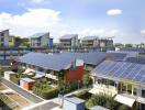 Công nghệ mới cho các ngôi nhà sử dụng năng lượng mặt trời