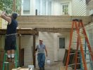 Được sở hữu nhà to sau 3 lần mua nhà cũ rồi sửa lại