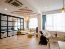 Mẫu căn hộ đẹp cá tính cho gia chủ độc thân