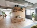 Học cách bài trí nội thất cho nhà nhỏ của người Nhật