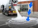 Loại bê tông mới có thể hấp thụ nước