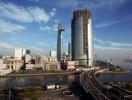 Khách mua căn hộ Saigon One Tower sẽ ra sao khi dự án bị siết nợ?