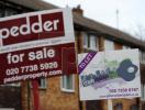 Giá nhà trung bình tại Anh tăng