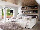 Những cách trang trí, thiết kế trần đẹp hoàn hảo cho không gian nhà bạn
