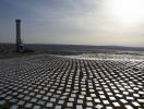 Israel xây tòa tháp năng lượng mặt trời giữa sa mạc