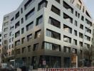 Tòa nhà ở Berlin có khả năng làm sạch không khí