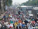 Tháo dỡ 50 ki ốt tại khu vực Tân Sơn Nhất