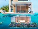 Những ngôi nhà nổi trị giá 2,8 triệu USD tại Dubai