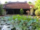Vẻ thanh bình ở ngôi nhà vườn đẹp nhất xứ Huế