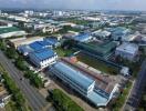 Quy hoạch chi tiết giai đoạn 1 Khu công nghiệp Sông Mây (Đồng Nai)