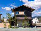 Nhà đẹp 2 tầng thiết kế cực thông minh của đôi vợ chồng trẻ ở Nhật